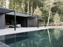 master class a quietly luxe belgian pool house by marc merckx