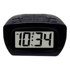 clockway plr super loud digital alarm clock plr6576