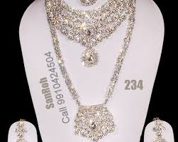 wedding jewellery for rent bridal jewellery on rent jewelry delhi 128215521