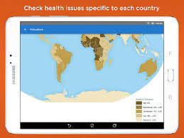 Cdc Malaria Map Cdc Yellow Book 2018 Android Apps On Google Play