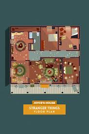 Home Floor Plans 2016 by Home Floor Plans From Tv Shows Hypebeast