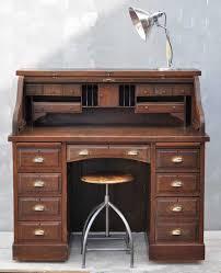 Oak Desk Furniture Solid Oak Roll Top Desk Value Best Home Furniture Decoration