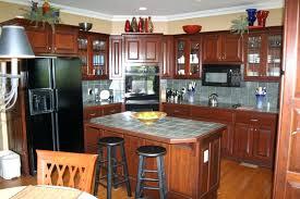 cherry mahogany kitchen cabinets kitchen cabinets mahogany color kitchen cabinets cherry mahogany