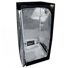 chambre culture indoor blackbox silver chambre de culture bbs v2 80x80x180 cm