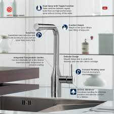 Grohe Kitchen Faucet Warranty Grohe Bridgeford Single Handle Pull Down Sprayer Kitchen Faucet In