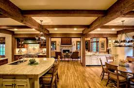 post and beam kitchen kitchen contemporary with pillar stylish ceiling designs that can change the look of your home