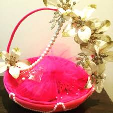 indian wedding gift wedding gift basket decoration ideas cosmetic packing indian