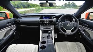 lexus rcf white interior lexus rc f 2018 price mileage reviews specification gallery