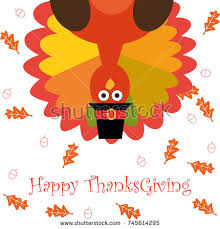 free flat thanksgiving vector free vector stock