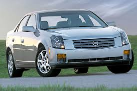 2007 cadillac cts overview cars com