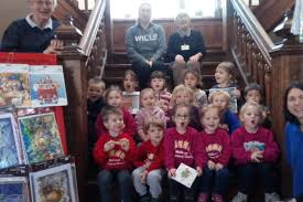 midhurst u0027s charity christmas card shop is launched midhurst and