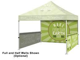 Custom Printed Canopy Tents by Custom Pop Up Canopy Digital Printing San Bernardino Ca
