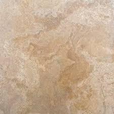 travertino 18 x 18 porcelain tile ceramic floor tiles amazon com