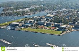 United States Naval Academy Map by Aerial View Of Us Naval Academy Royalty Free Stock Photos Image