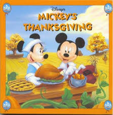disney s mickey s thanksgiving mouse book by walt disney company