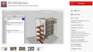 microsoft hololens and trimble sketchup viewer bring mixed reality