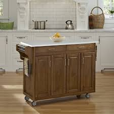 Crosley Furniture Kitchen Cart Crosley Stainless Steel Top Kitchen Cart Island Hayneedle