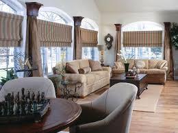 Modern Living Room Curtains Ideas Curtain Ideas For Kitchen Living Room Bedroom Hgtv