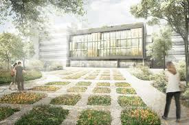 wettbewerbe architektur gerber architekten gewinnen wettbewerb für den neubau zentrum für