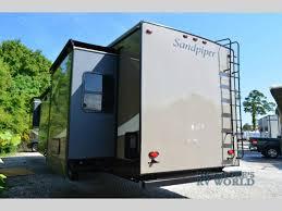 sandpiper travel trailer floor plans new 2016 forest river rv sandpiper 377flik fifth wheel at