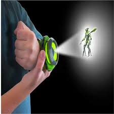 ben 10 toys projector omnitrix viewer with