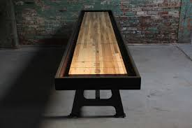 tips awesome shuffleboard table for home fun game ideas