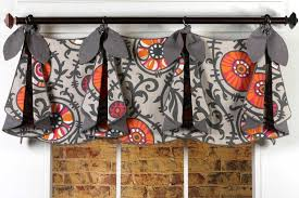 Patterns For Curtain Valances Tracy Curtain Valance Sewing Pattern Pate