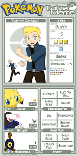 Pokemon Meme Generator - pokemon trainer meme by olinmercury on deviantart