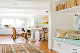 Coastal Cottage Kitchen Design - 25 coastal cottage interior design charming coastal dining rooms