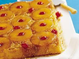 easy pineapple upside down cake recipe pineapple upside cake