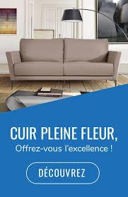 l univers du canapé canapé et fauteuil camif
