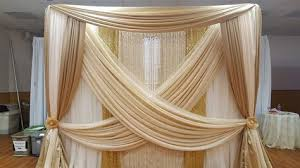 Curtains For Wedding Backdrop Wedding Backdrops Wholesale Drapes And Curtains For Weddings