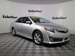 2012 toyota camry se specs used certified one owner 2012 toyota camry se jasper in near