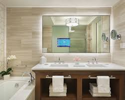 the guestroom bath includes a 5 piece bath with double sinks