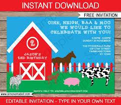 best 25 farm party invitations ideas on pinterest farm themed