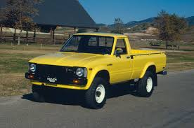 toyota trucks 12 pickups that revolutionized truck design