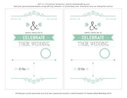 wordings plane ticket wedding invitation free template plus