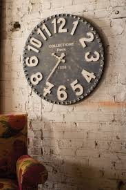 Shabby Chic Wall Clocks by Shabby Chic Country French Cottage Home Vintage Inspired Large