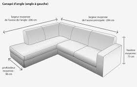canapé d angle 2m20 canape angle 2m nouveau places canapa 2 3 a 5 places ooreka