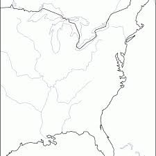 map of us states empty us map with states blank outline blackline united states map free