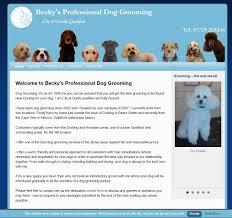 becky u0027s professional dog grooming u2013 biels consultancy