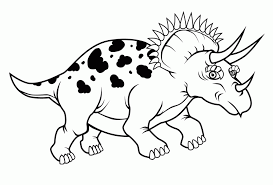 printable dinosaur book coloring