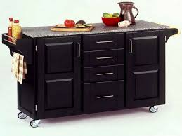 Kitchen Island With Wheels Portable Kitchen Islands On Wheels