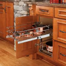 wire drawers for kitchen cabinets rev a shelf pull out 2 tier wire basket about rev a shelf rev a