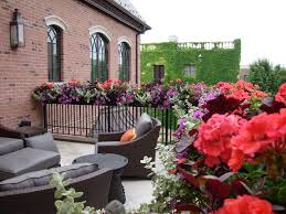 Winners Home Decor Balcony Railing Planter Gardens And Landscapings Decoration