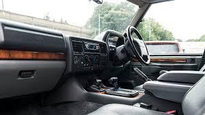 Classic Range Rover Interior Land Rover Range Rover 3 9 V8 Vogue Se Project Kahn