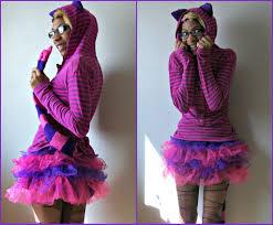 cheshire cat halloween costumes cheshire cat costume by technicolor trashion on deviantart