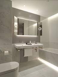 bathroom lighting mesmerizing strip lighting for bathrooms ideas