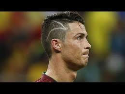 hairstyles for brain surgery patients new cristiano ronaldo haircut matches scar of young fan recovering