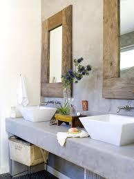 Framing Bathroom Mirrors Diy Simple Diy Mirror Frame Bathroom Eizw Info